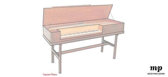 square-piano