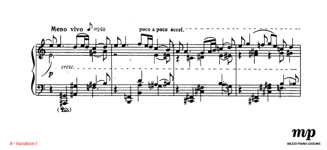Dances 2 Mezzo Piano Lessons