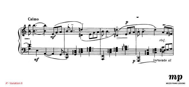 Dances-A3 Mezzo Piano Lessons